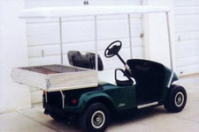 Golf Car Stationary Bed