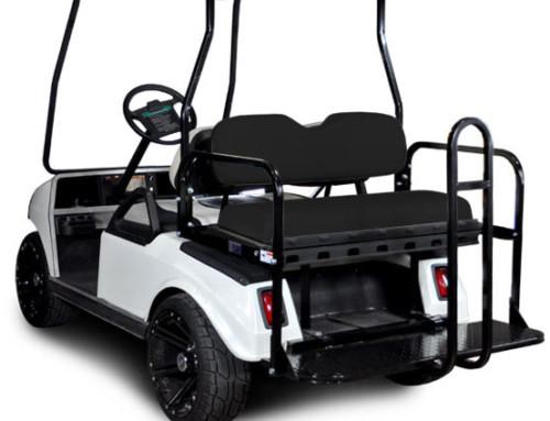 Club Car DS Rear Flip Seat Kit