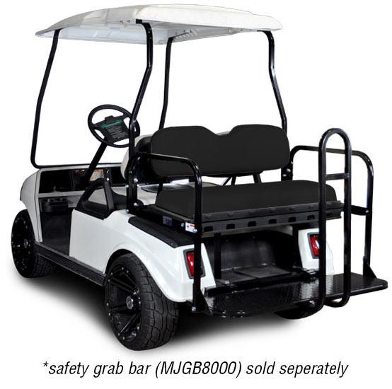 Golf Car Rear Seat Kits | Brad\'s Golf Cars, Inc. - The Golf Cart ...
