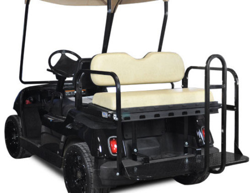 Club Car Rear Seat Kit Instructions