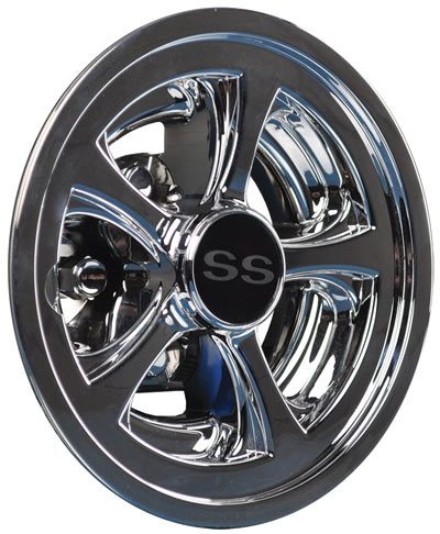 "SHIFT 5-Spoke Wheel Cover for 8"" Steel Wheels"