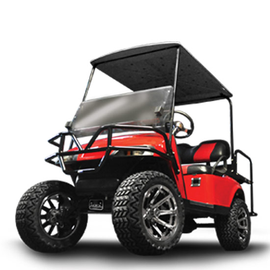 Ezgo Txt 4 Axle Lift Kit Brad S Golf Cars Inc The Golf Cart