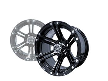 Nitro 12x7 Black Wheel