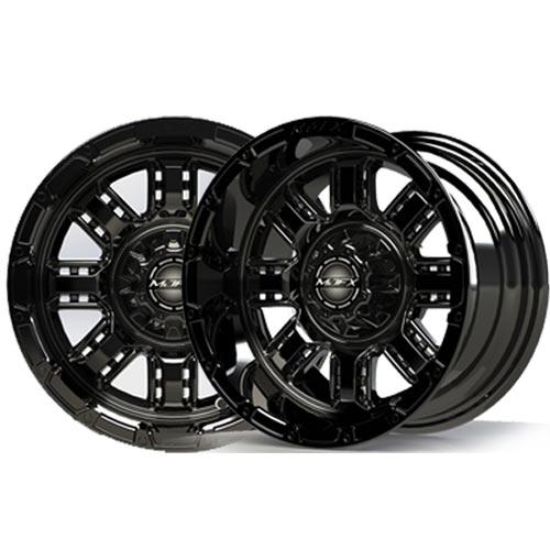 Transformer 14x7 Black Wheel