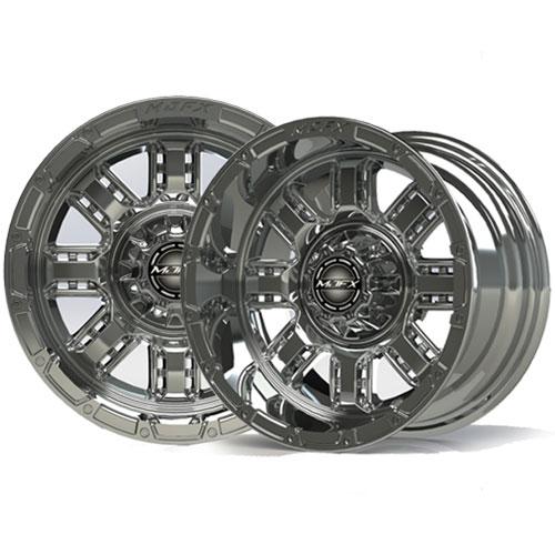 Transformer 14x7 Chrome Wheel