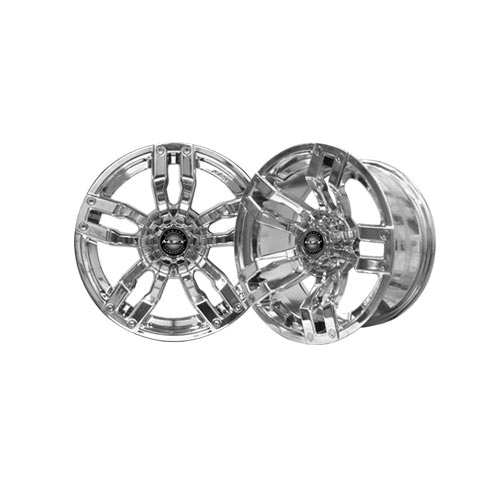 Velocity 12x7 Chrome Wheel