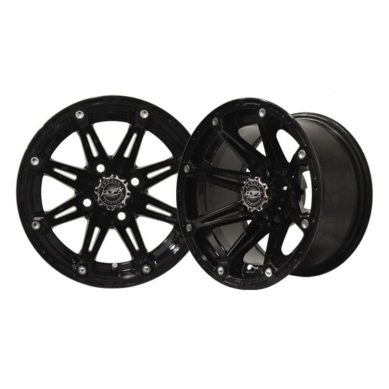 Element 12 inch Black Wheel