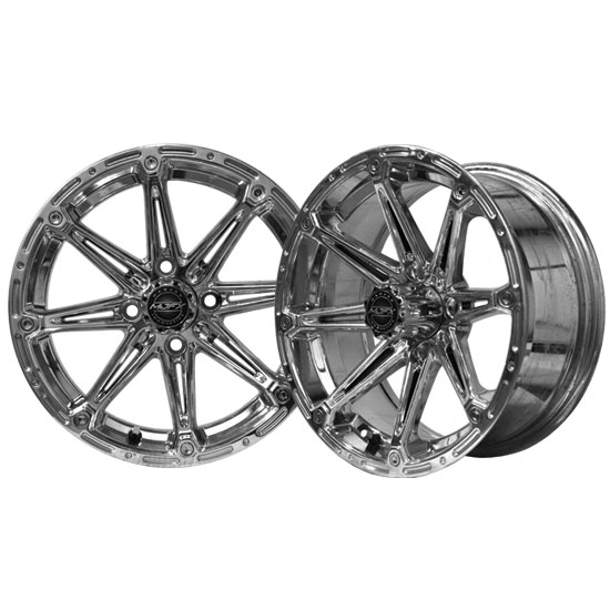 Element 14x6 Chrome Wheel