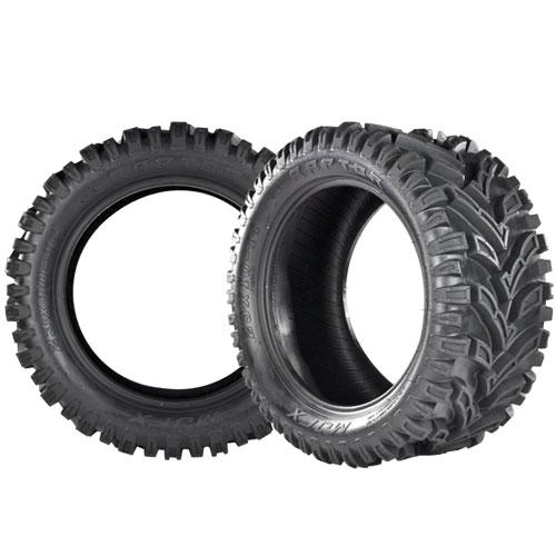Raptor Series Golf Car Mud Tires