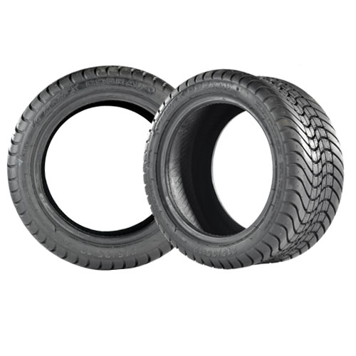 215/35/12 Cobra Series Street Tire