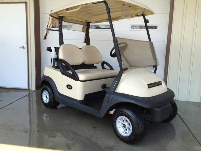 Used Tires Greensboro Nc >> Beige Club Car Precedent | Brad's Golf Cars, Inc. - The ...