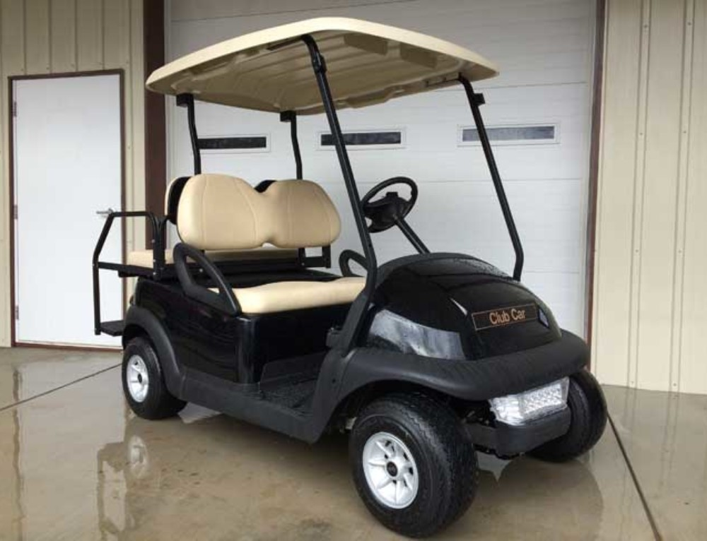 Black Club Car Precedent Original