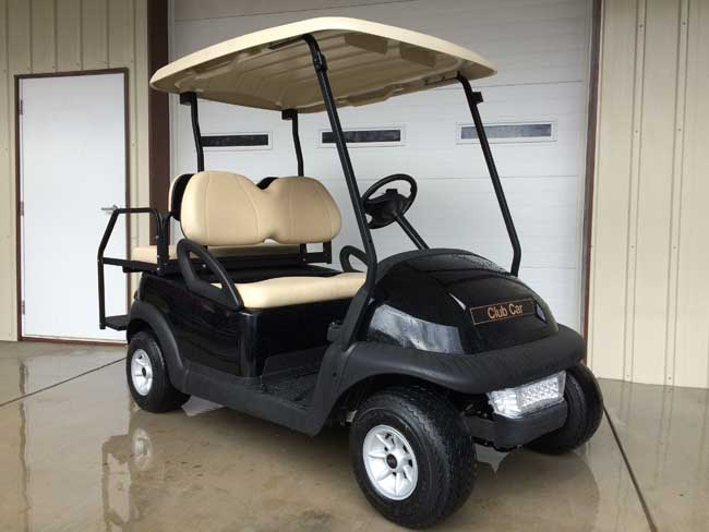Used Golf Cars Brad S Golf Cars Inc The Golf Cart
