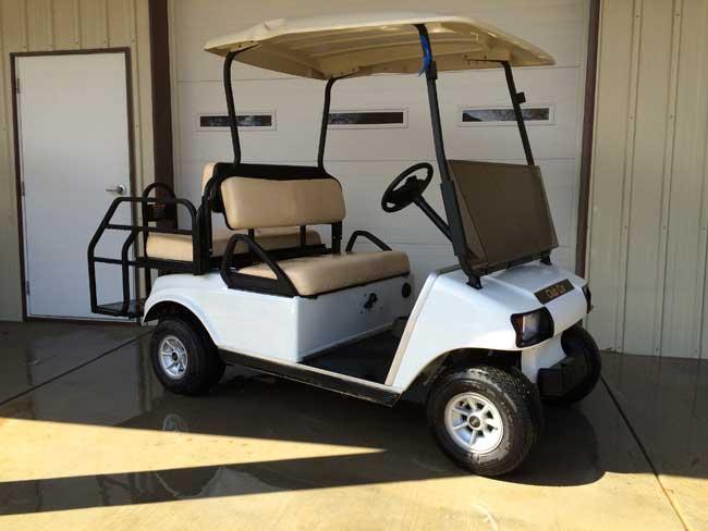 Used Golf Cars | Brad's Golf Cars, Inc  - The Golf Cart