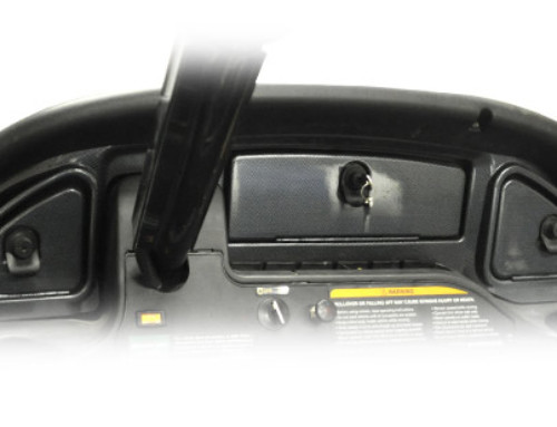 Club Car® Precedent® 2008+ Carbon Fiber Dash