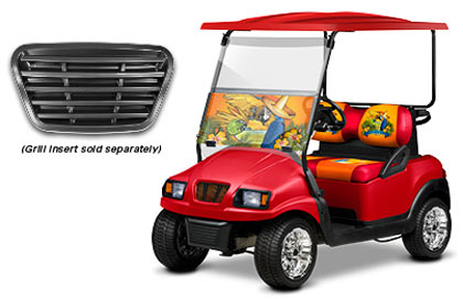 DoubleTake® EZGO TXT Body Sets – Titan | Brad's Golf Cars