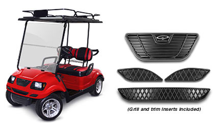 Used Tires Greensboro Nc >> DoubleTake® Yamaha Drive Body Sets – Vortex | Brad's Golf Cars, Inc. - The Golf Cart Leader in ...