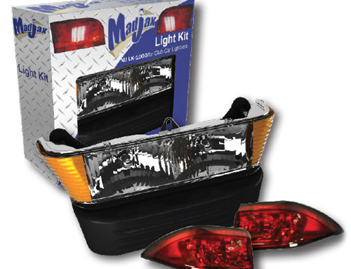 Club Car® Precedent® Euro Clear Light Kit by Madjax®
