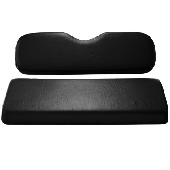 Black Solid Seat Covers
