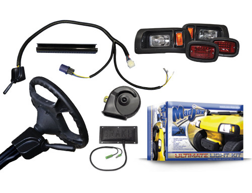 Club Car® DS® Ultimate Light Kit by Madjax®