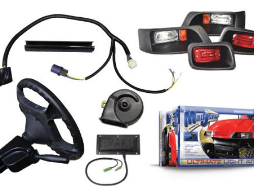 E-Z-GO® TXT® Ultimate Light Kit