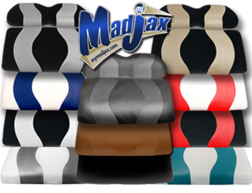 WAVE Two-Tone Rear Seat Cushions
