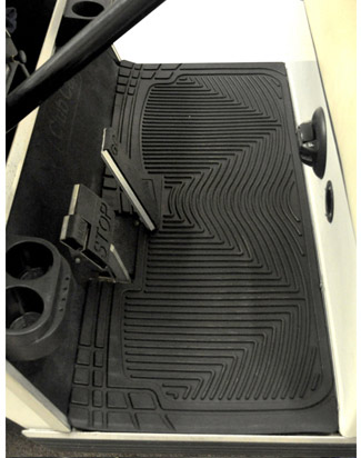 Club Car® Gorilla Floor Mat DS