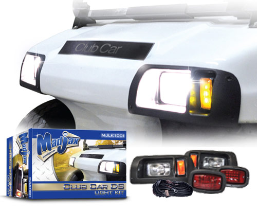 Club Car® DS® Light Kit by Madjax®