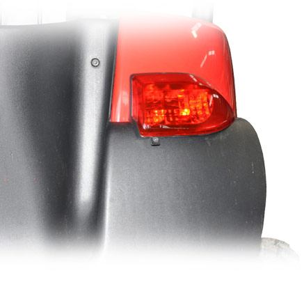Club Car® Precedent® Tail Light Pair