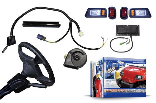 Yamaha® G-Series™ Ultimate Light Kit by Madjax®