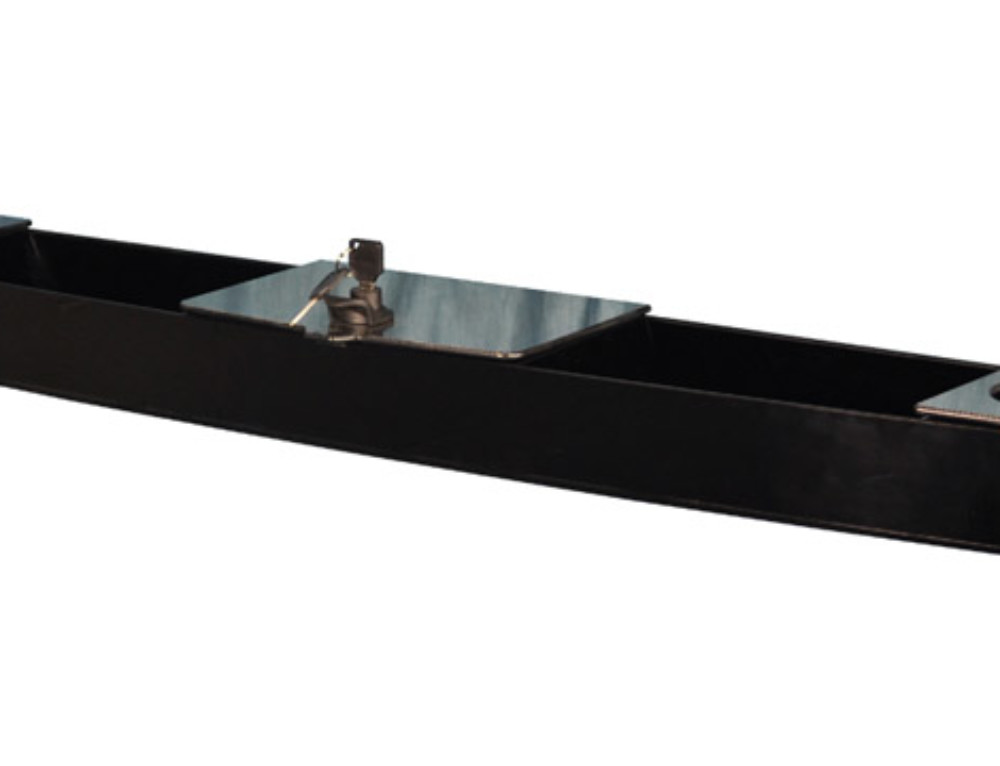 Club Car® DS® Black Acrylic Console