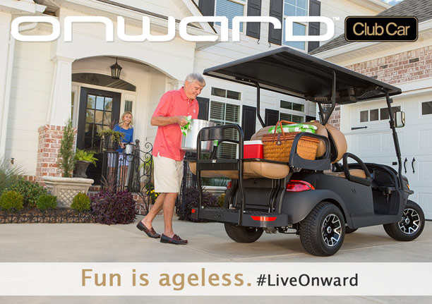 Club Car Onward Authorized Dealer