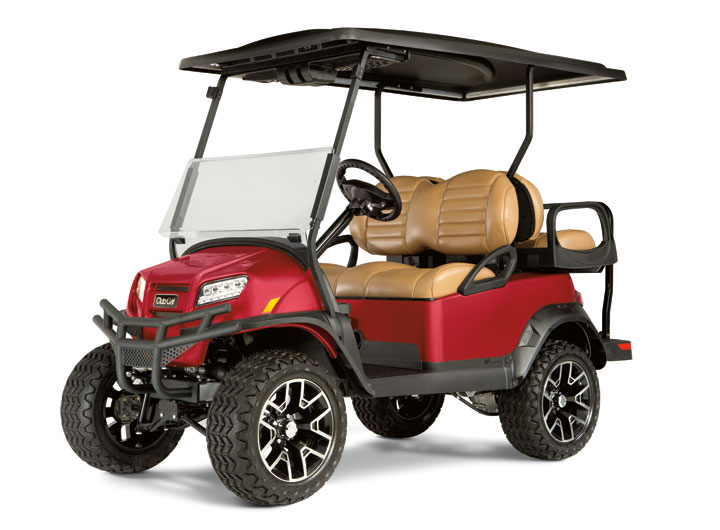 Used Cars Winston Salem >> Onward™ Lifted 4 Passenger | Brad's Golf Cars, Inc. - The Golf Cart Leader in the Triad of NC ...