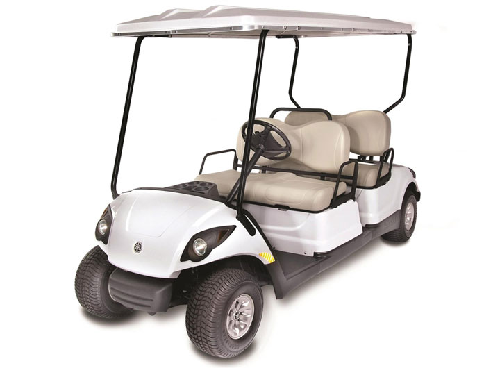 Yamaha Concierge 4 Seater Golf Car